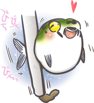 ミドリフグ イラスト byたみ .jpg